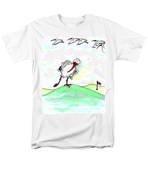 Ibis Hates Leg Men's T-Shirt  (Regular Fit)