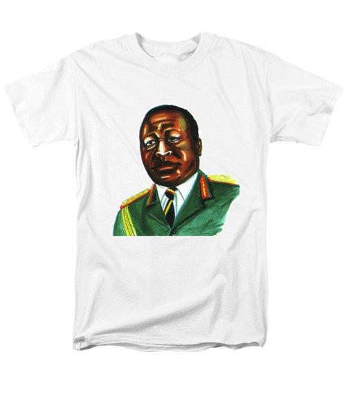 Idi Amin Dada Men's T-Shirt  (Regular Fit) by Emmanuel Baliyanga