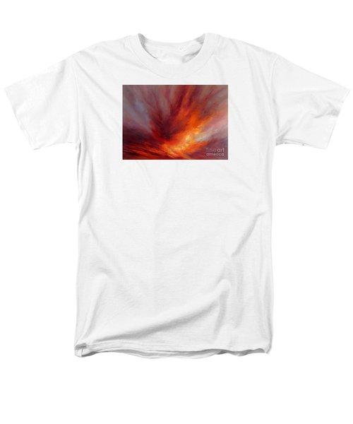 Illumination Men's T-Shirt  (Regular Fit) by Valerie Travers