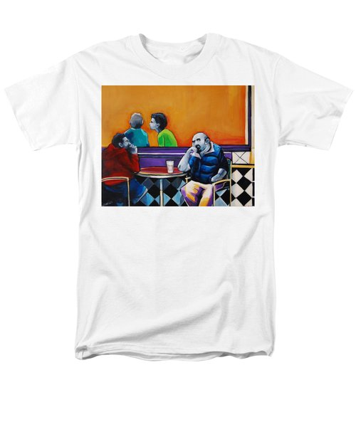 In Love With The Girl In The Green Sweater Men's T-Shirt  (Regular Fit) by Jean Cormier