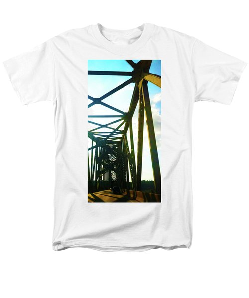 Men's T-Shirt  (Regular Fit) featuring the photograph Indefinite Sight by Jamie Lynn