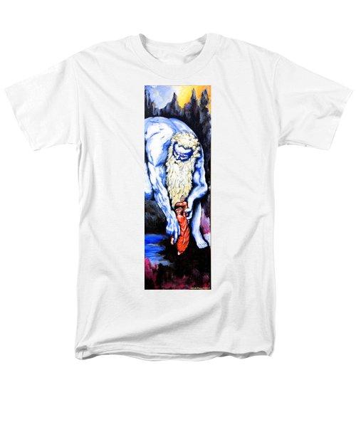 Inferno Men's T-Shirt  (Regular Fit) by Victor Minca