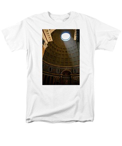 Inside The Pantheon Men's T-Shirt  (Regular Fit) by Rainer Kersten