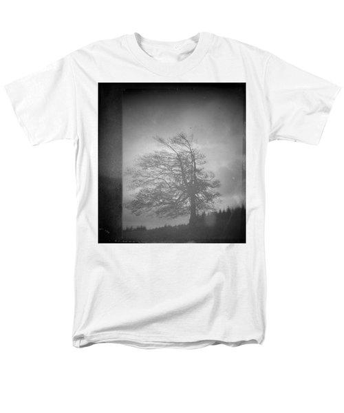 Inside Voice  Men's T-Shirt  (Regular Fit) by Mark Ross