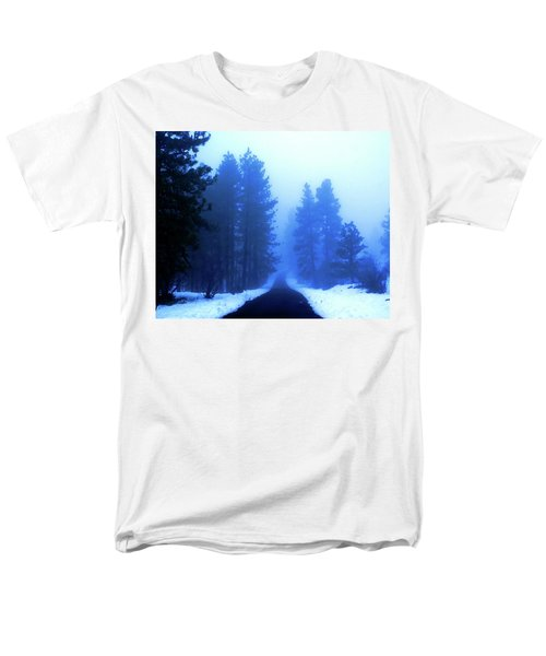 Into The Misty Unknown Men's T-Shirt  (Regular Fit) by Ben Upham III