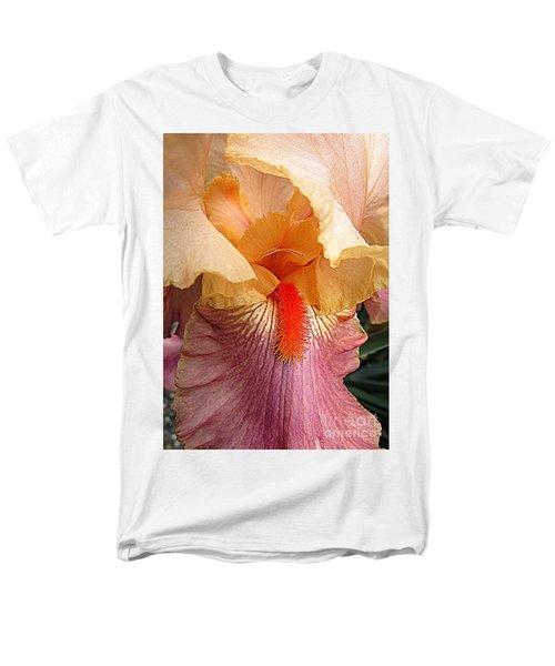 Iris Garden 19 Men's T-Shirt  (Regular Fit) by Randall Weidner