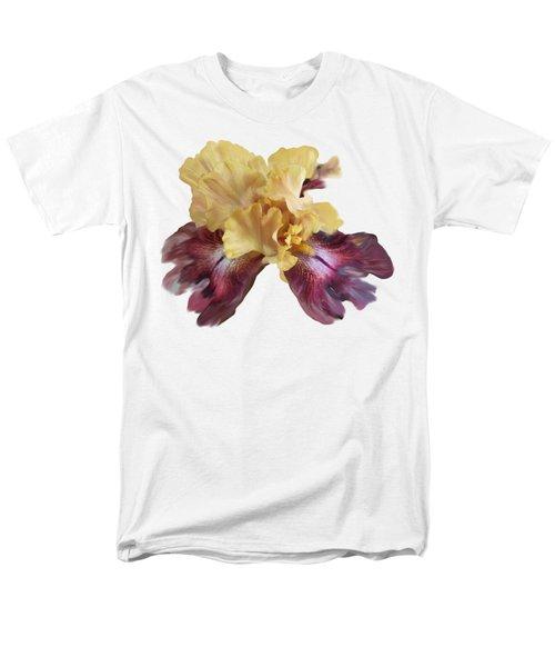Iris T Shirt Men's T-Shirt  (Regular Fit) by Nancy Pauling