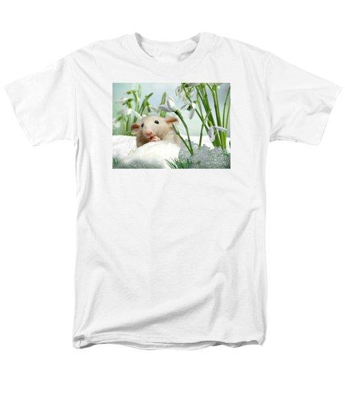 Is It Spring Yet ? Men's T-Shirt  (Regular Fit) by Morag Bates