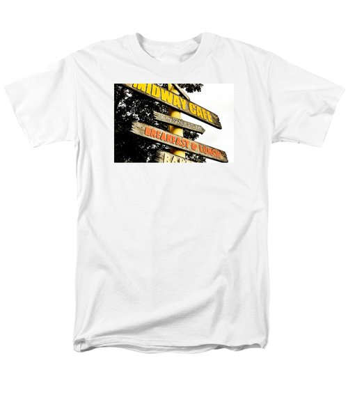 Islamorda Spot Men's T-Shirt  (Regular Fit)