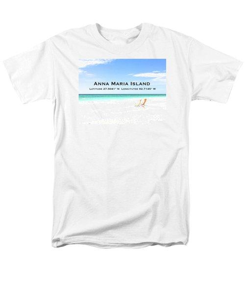 Island Breezes Men's T-Shirt  (Regular Fit) by Margie Amberge