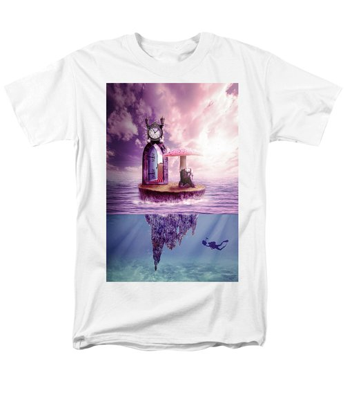 Island Dreaming Men's T-Shirt  (Regular Fit) by Nathan Wright