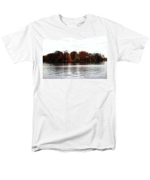 Island Of Trees Men's T-Shirt  (Regular Fit) by Ana Mireles