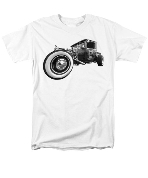 Jack Daniels Vintage Hot Rod Delivery Men's T-Shirt  (Regular Fit) by Gill Billington