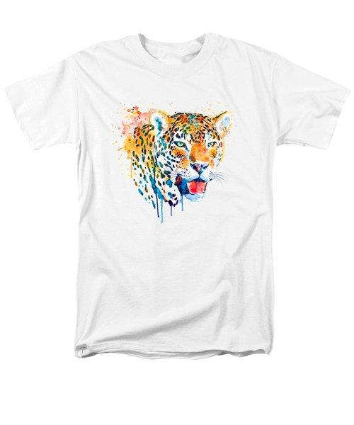Jaguar Head Men's T-Shirt  (Regular Fit)