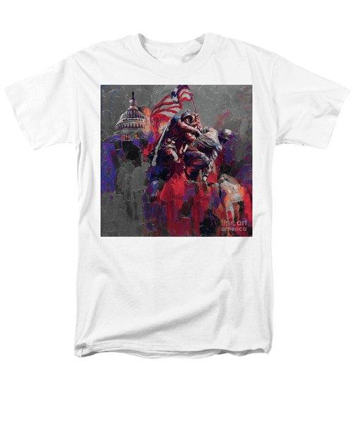 Jima Memorial  Men's T-Shirt  (Regular Fit) by Gull G