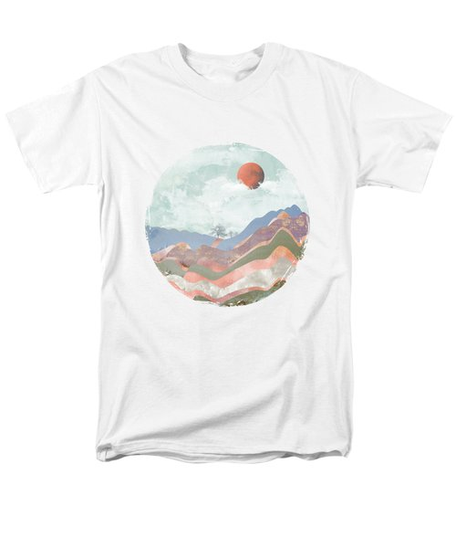 Journey To The Clouds Men's T-Shirt  (Regular Fit) by Katherine Smit