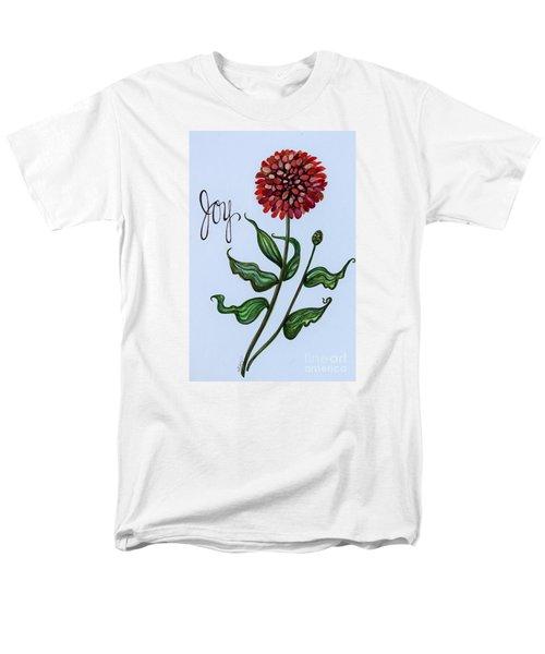 Joy Men's T-Shirt  (Regular Fit) by Elizabeth Robinette Tyndall