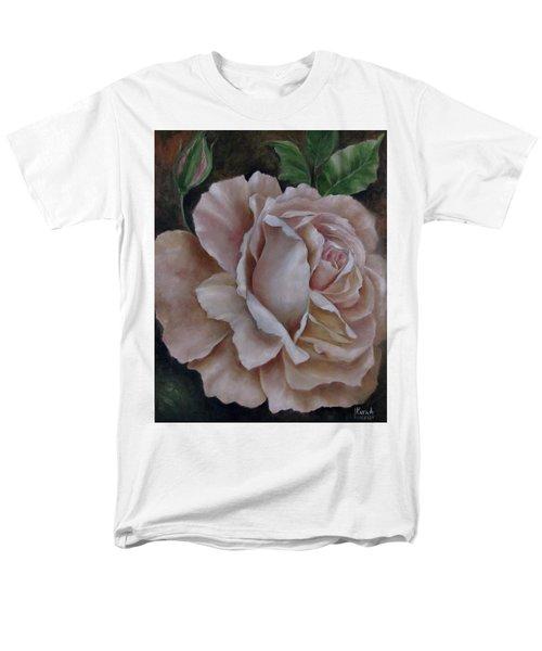 Just A Rose Men's T-Shirt  (Regular Fit) by Katia Aho