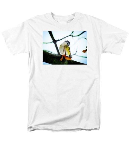 Men's T-Shirt  (Regular Fit) featuring the photograph Just Curious by Zinvolle Art