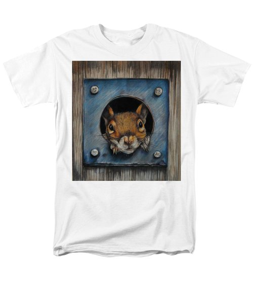 Just Hanging Out Men's T-Shirt  (Regular Fit) by Jean Cormier