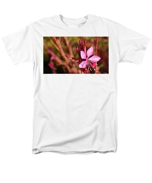 Just In Pink Men's T-Shirt  (Regular Fit) by Werner Lehmann
