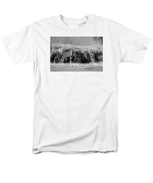 Men's T-Shirt  (Regular Fit) featuring the photograph Just Water by Dorin Adrian Berbier