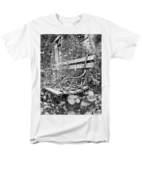 Men's T-Shirt  (Regular Fit) featuring the photograph Just Yesterday by Tom Cameron