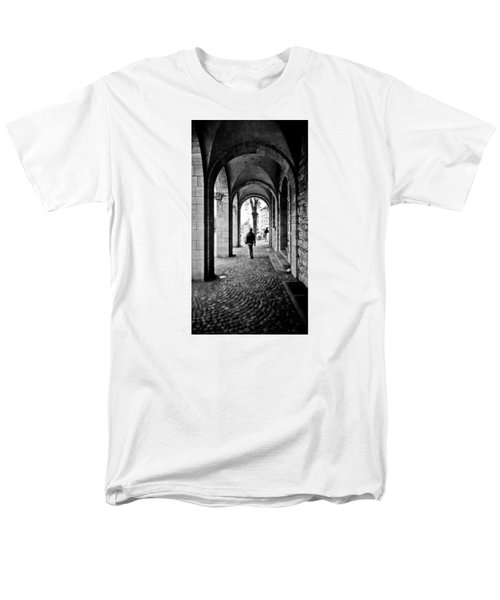 Kamera: #canon #ixus X-1 (aps) Film: Men's T-Shirt  (Regular Fit) by Mandy Tabatt