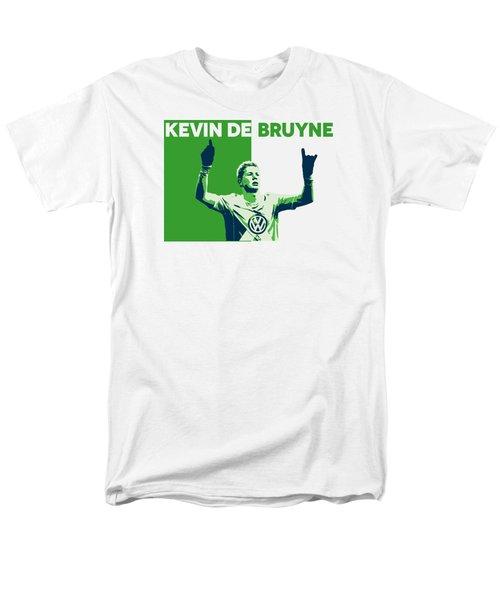 Kevin De Bruyne Men's T-Shirt  (Regular Fit) by Semih Yurdabak