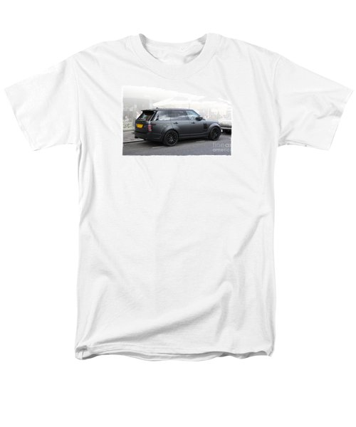 Khan Range Rover Men's T-Shirt  (Regular Fit) by Roger Lighterness
