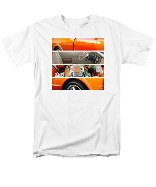 Men's T-Shirt  (Regular Fit) featuring the photograph Killeen Texas Car Show - No.2 by Joe Finney