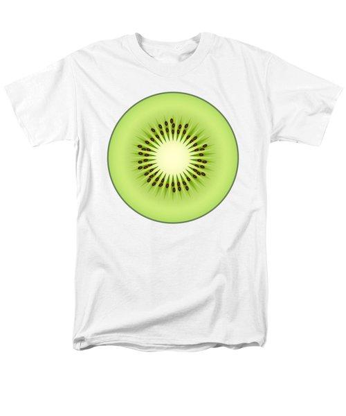 Kiwi Fruit Men's T-Shirt  (Regular Fit) by Miroslav Nemecek
