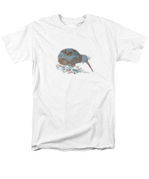 Kiwi Men's T-Shirt  (Regular Fit) by Mordax Furittus