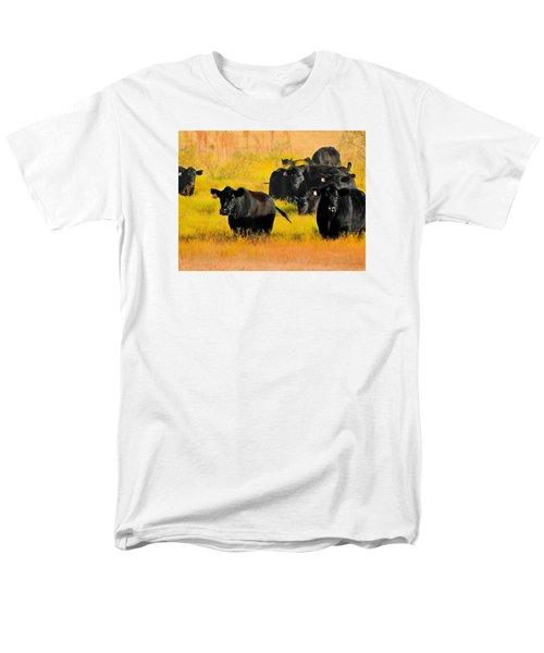 Knee High In Color Men's T-Shirt  (Regular Fit) by Laura Ragland
