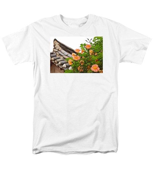Men's T-Shirt  (Regular Fit) featuring the photograph Korean Beauty by Cameron Wood