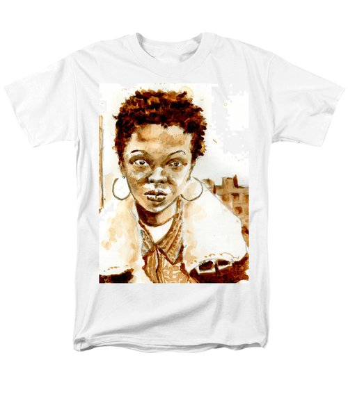 L Boogie Men's T-Shirt  (Regular Fit) by Howard Barry
