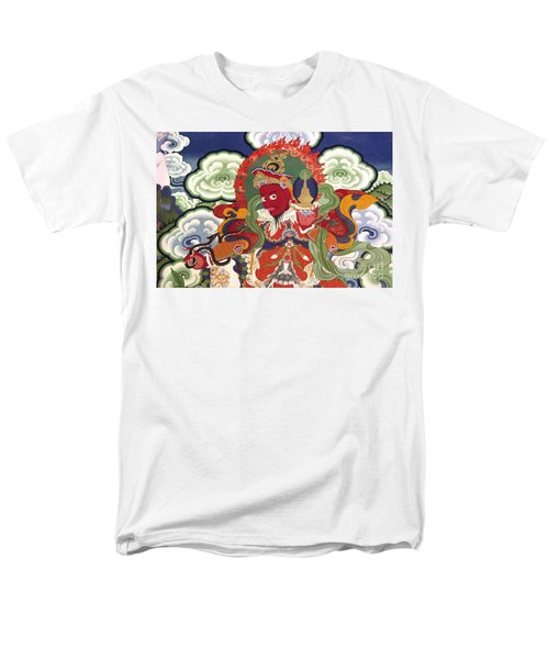 Men's T-Shirt  (Regular Fit) featuring the photograph Ladakh_17-2 by Craig Lovell