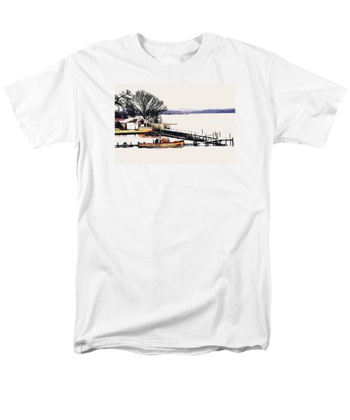 Men's T-Shirt  (Regular Fit) featuring the photograph Lady Jean by Jeremy Lavender Photography