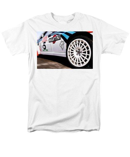 Lancia Delta Hf Integrale Men's T-Shirt  (Regular Fit) by Cesare Bargiggia