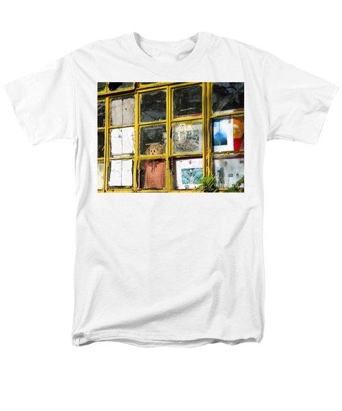 Men's T-Shirt  (Regular Fit) featuring the photograph Lantau Island 47 by Randall Weidner