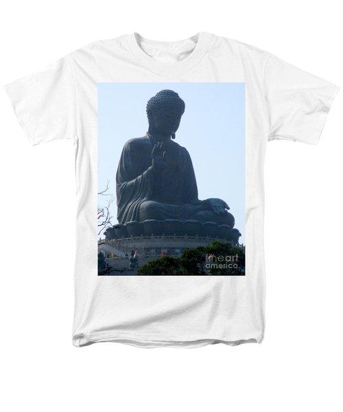 Men's T-Shirt  (Regular Fit) featuring the photograph Lantau Island 49 by Randall Weidner