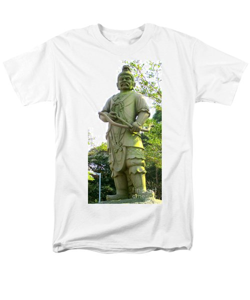 Men's T-Shirt  (Regular Fit) featuring the photograph Lantau Island 52 by Randall Weidner