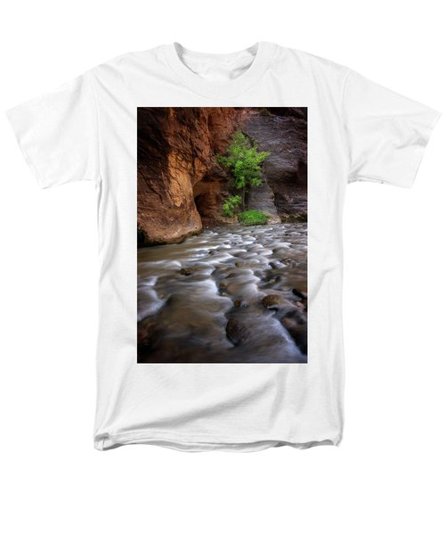 Men's T-Shirt  (Regular Fit) featuring the photograph Last Stand by Dustin LeFevre