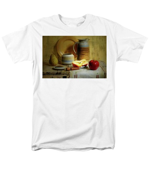 Men's T-Shirt  (Regular Fit) featuring the photograph Late Day Break by Diana Angstadt