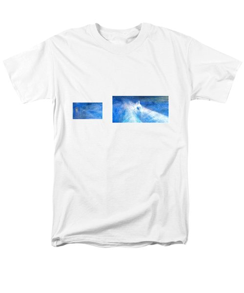 Layered 21 Turner Men's T-Shirt  (Regular Fit) by David Bridburg