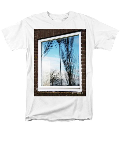 Layers Of Reality Men's T-Shirt  (Regular Fit) by Ana Mireles