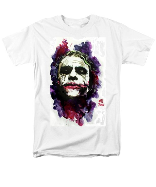 Ledgerjoker Men's T-Shirt  (Regular Fit) by Ken Meyer jr