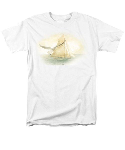 Let Your Spirit Soar Men's T-Shirt  (Regular Fit)