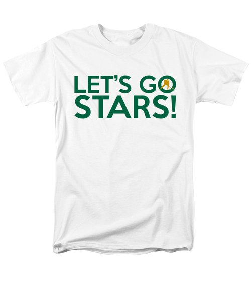 Let's Go Stars Men's T-Shirt  (Regular Fit) by Florian Rodarte