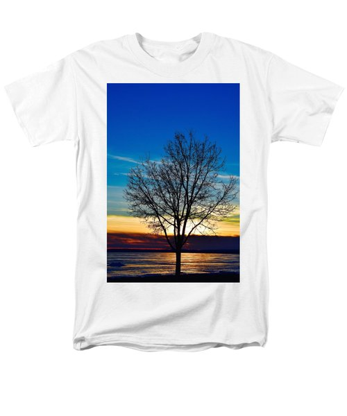 Men's T-Shirt  (Regular Fit) featuring the photograph Life Is Beautiful by Dacia Doroff